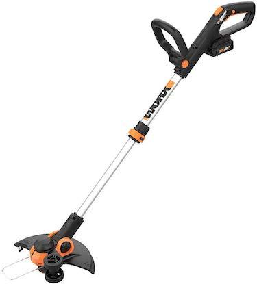 Worx wg163 gt 3 0 20v powershare 12 cordless string trimmer & edger