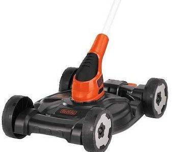 Black deker trimmer