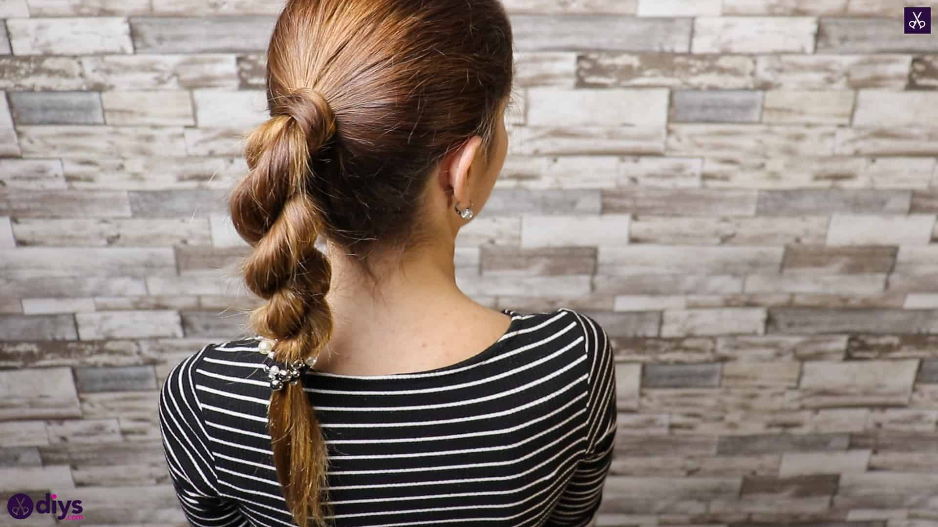 3 easy ponytails for everyday wear tutorial