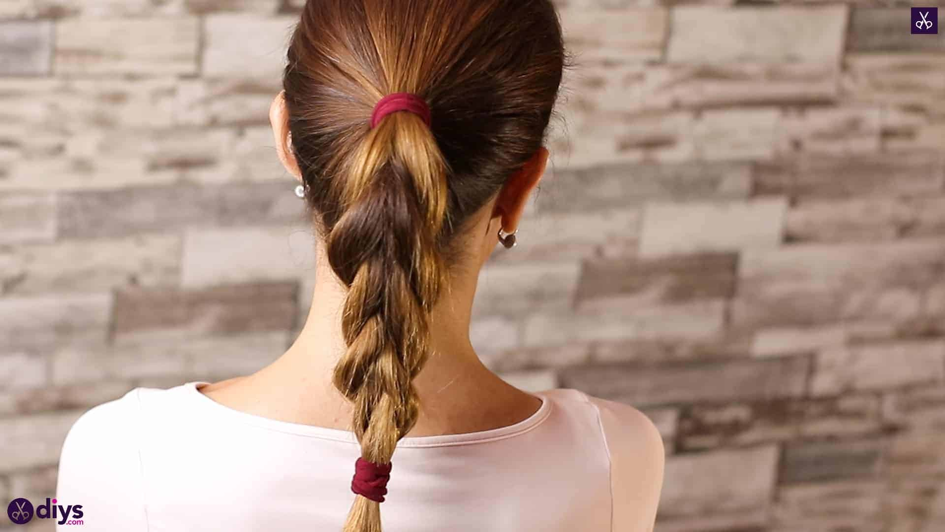 3 easy ponytails for everyday wear