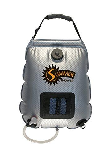 Advanced elements 5 gallon summer shower:solar shower