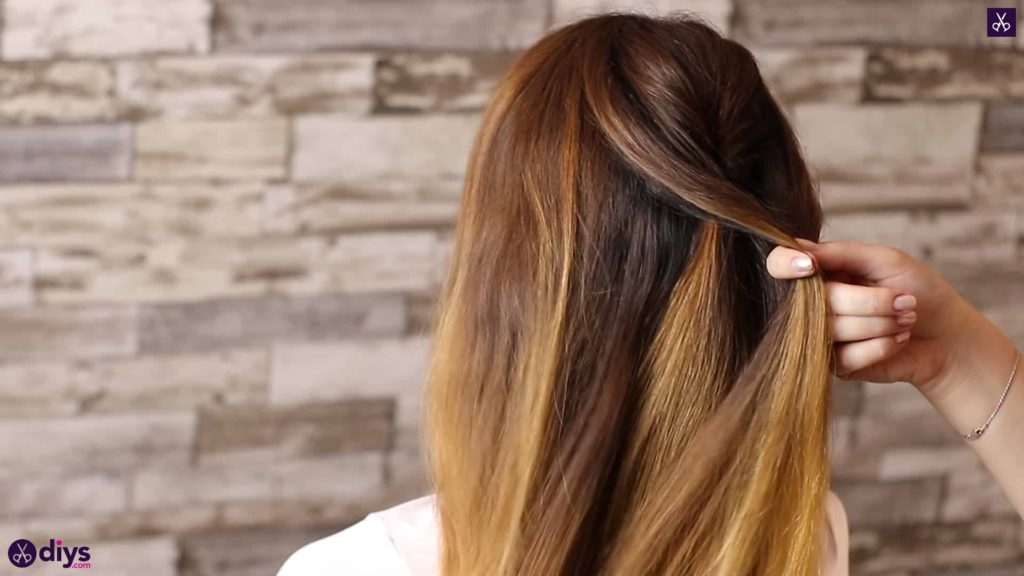 Beautiful and elegant hairstyle tutorial 13