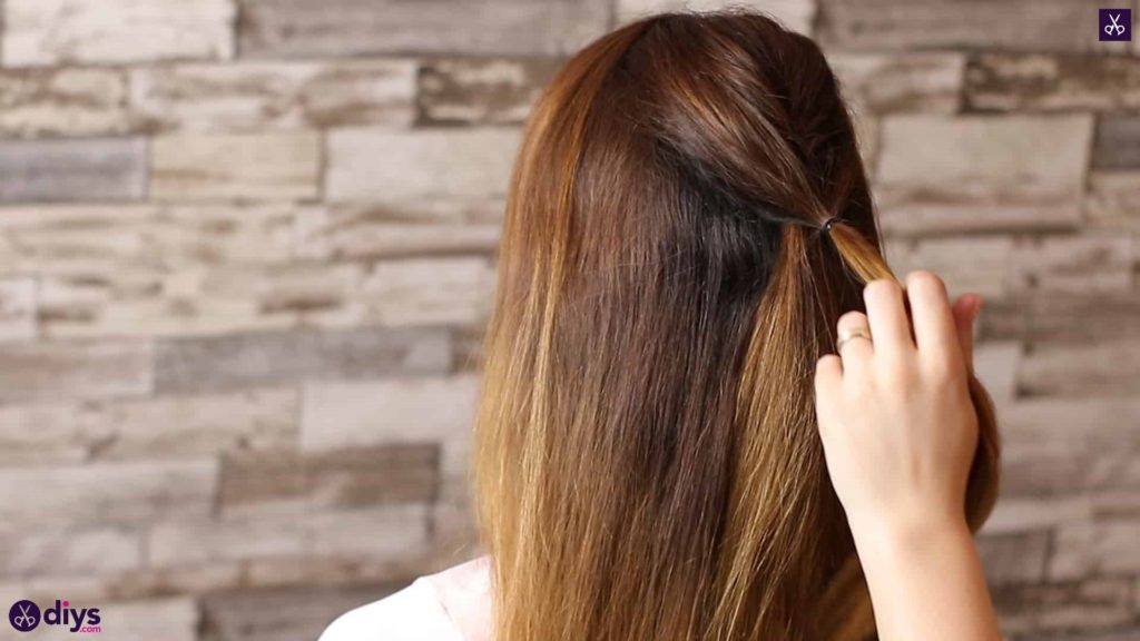 Beautiful and elegant hairstyle tutorial 17