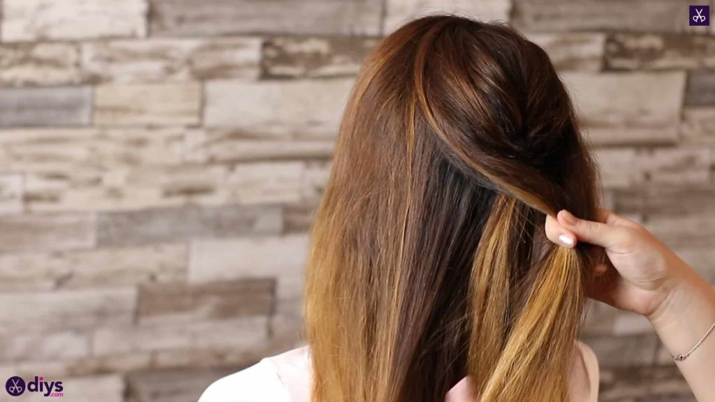 Beautiful and elegant hairstyle tutorial 18