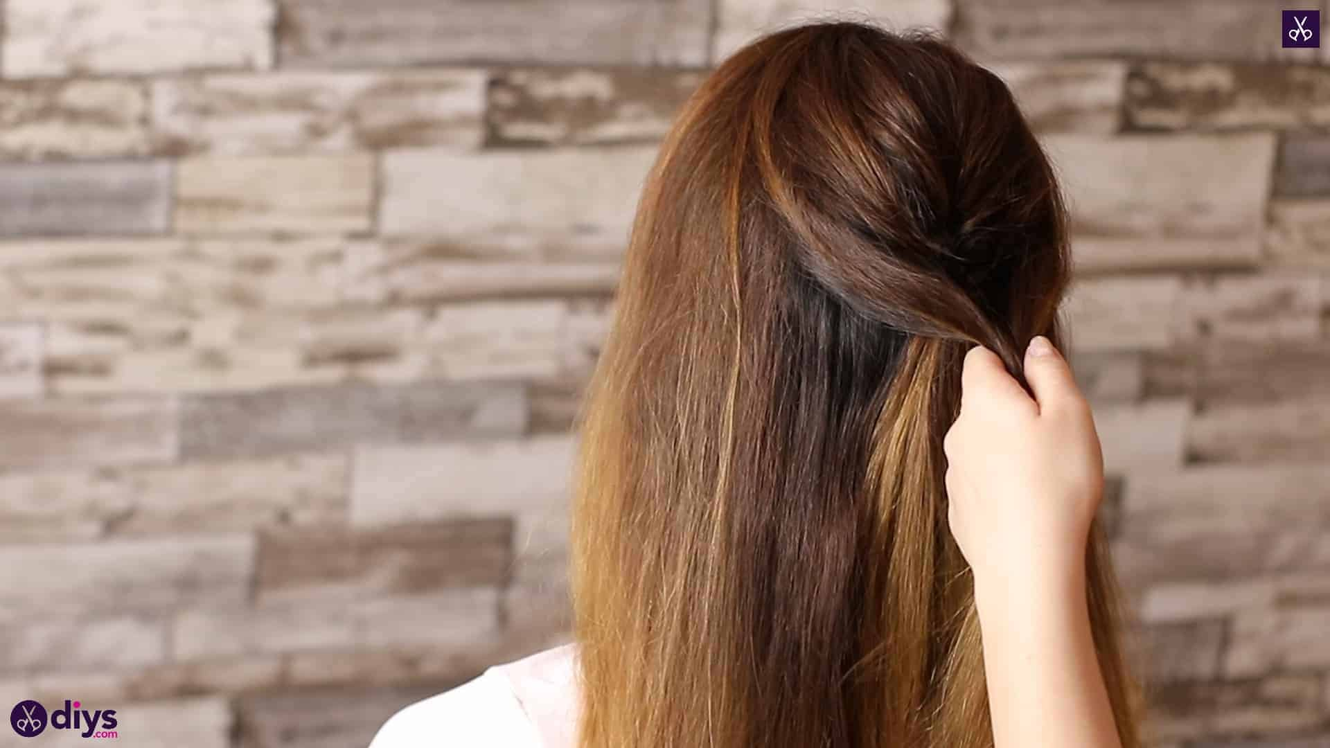 Beautiful and elegant hairstyle tutorial 19
