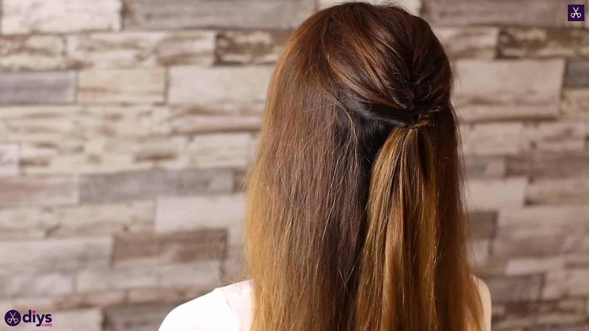 Beautiful and elegant hairstyle tutorial 22