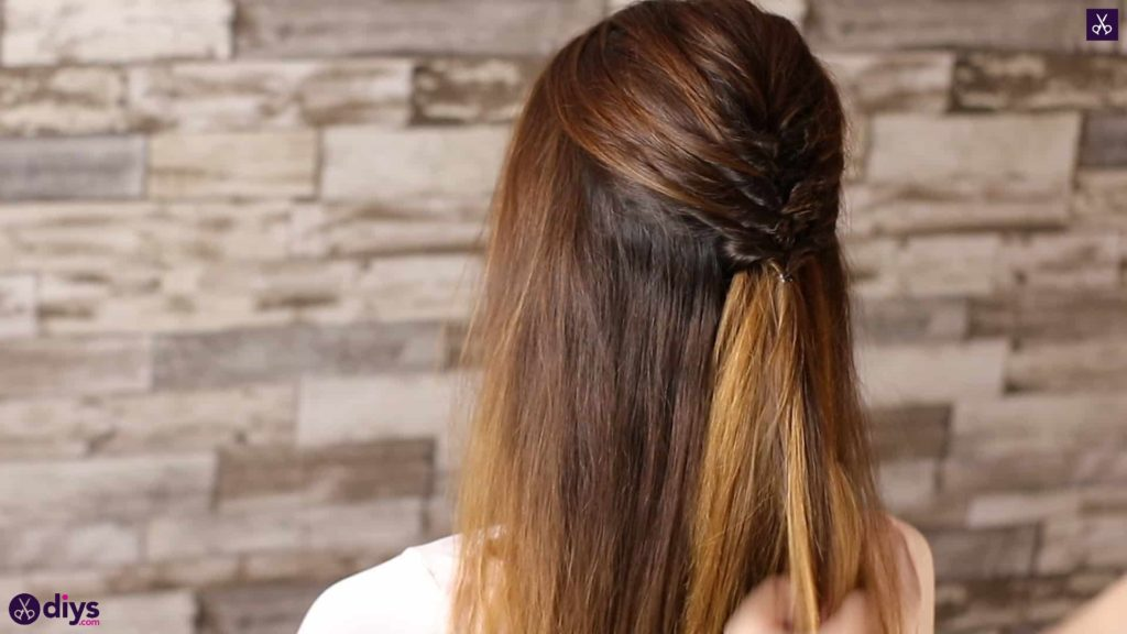 Beautiful and elegant hairstyle tutorial 29