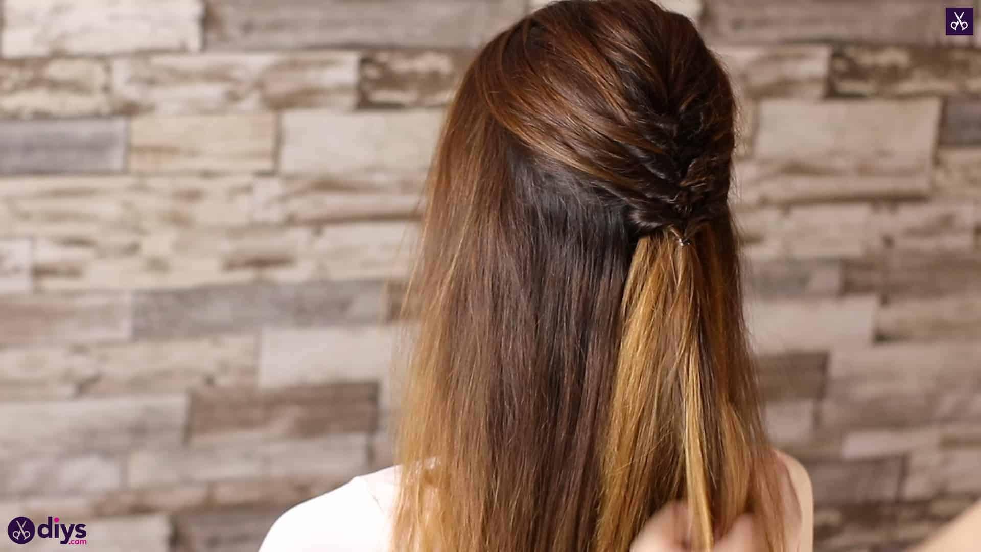 Beautiful and elegant hairstyle tutorial 29