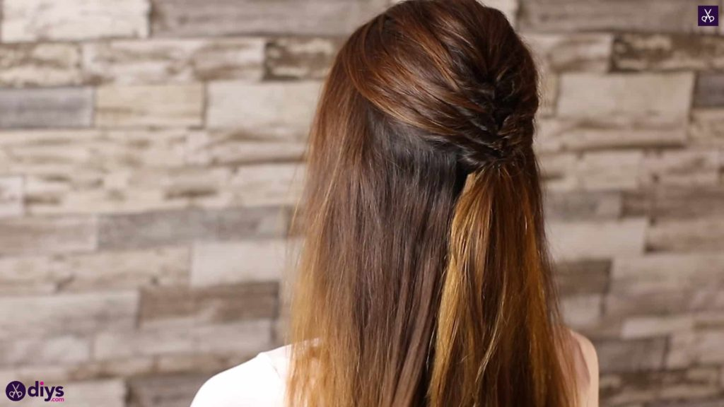 Beautiful and elegant hairstyle tutorial 30