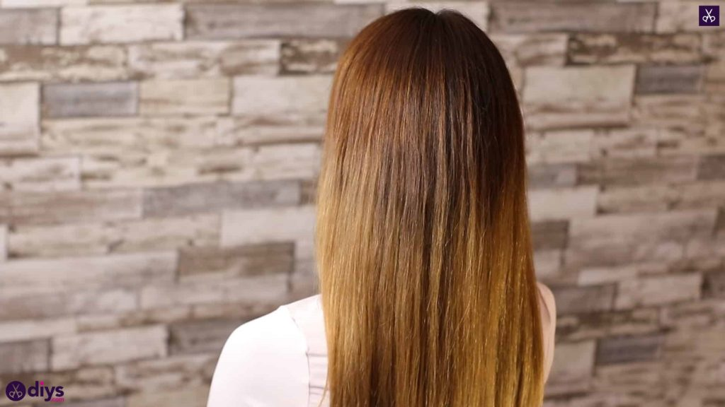 Beautiful and elegant hairstyle tutorial 5