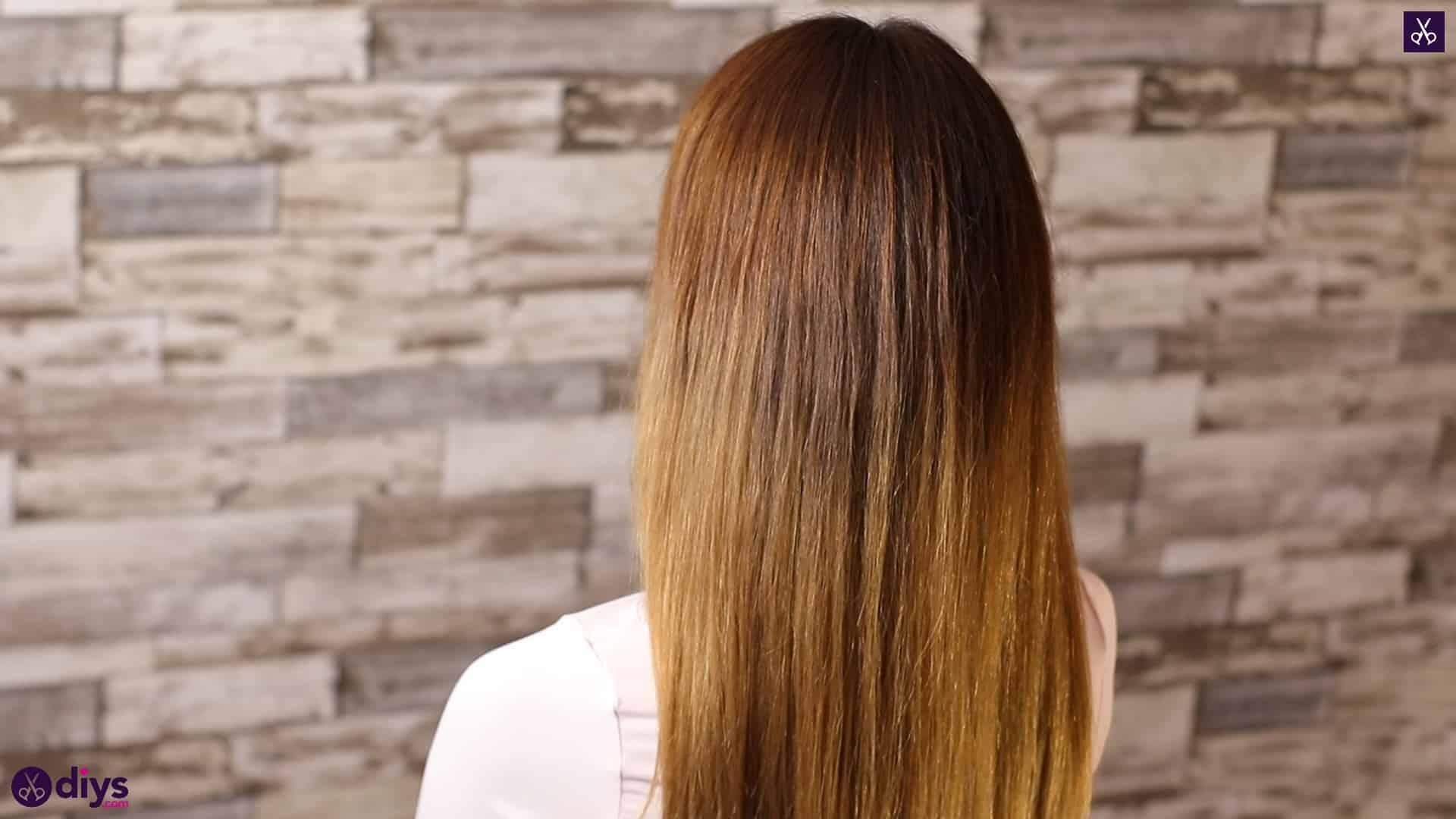 Beautiful and elegant hairstyle tutorial 5