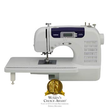Brother cs6000i computerized sewing and quilting machine