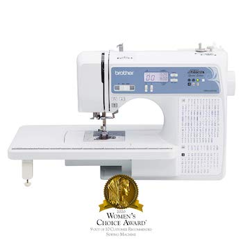 Brother computerized sewing machine xr9550prw project runway limited edition