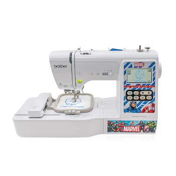 Brother lb5000m marvel computerized sewing and embroidery machine
