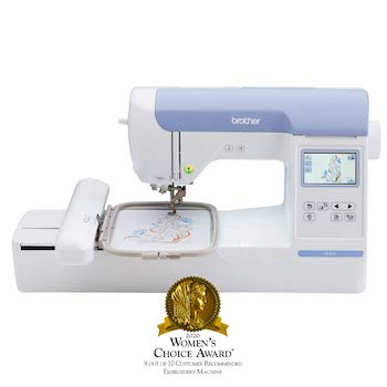 Brother pe800 5×7 embroidery machine