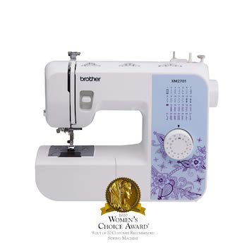 Brother sewing machine xm2701 lightweight sewing machine