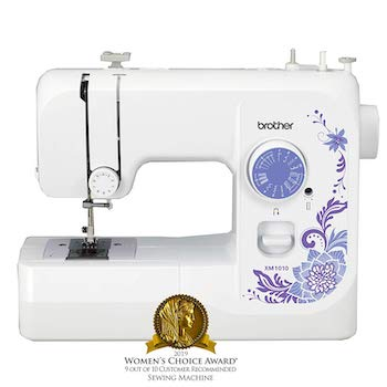 Brother xm1010 10 stitch sewing machine