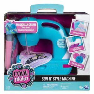 Cool Maker Sew N' Style Sewing Machine