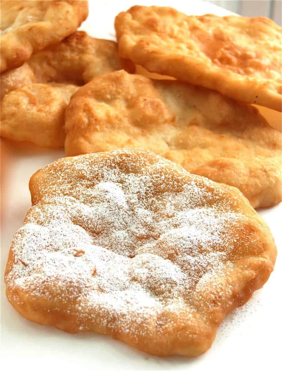 Country fair fried dough