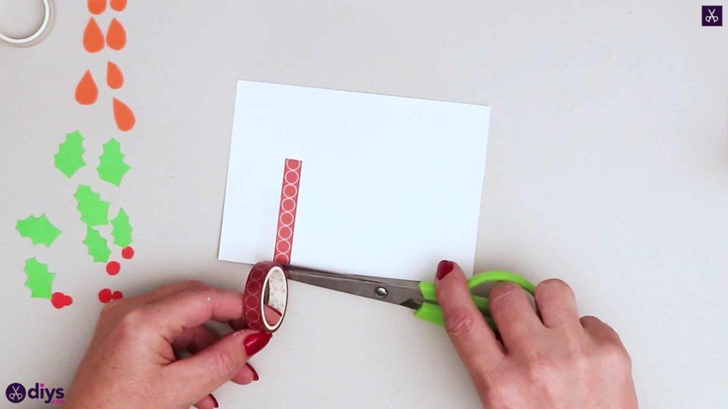 Diy birthday card step wahi tape