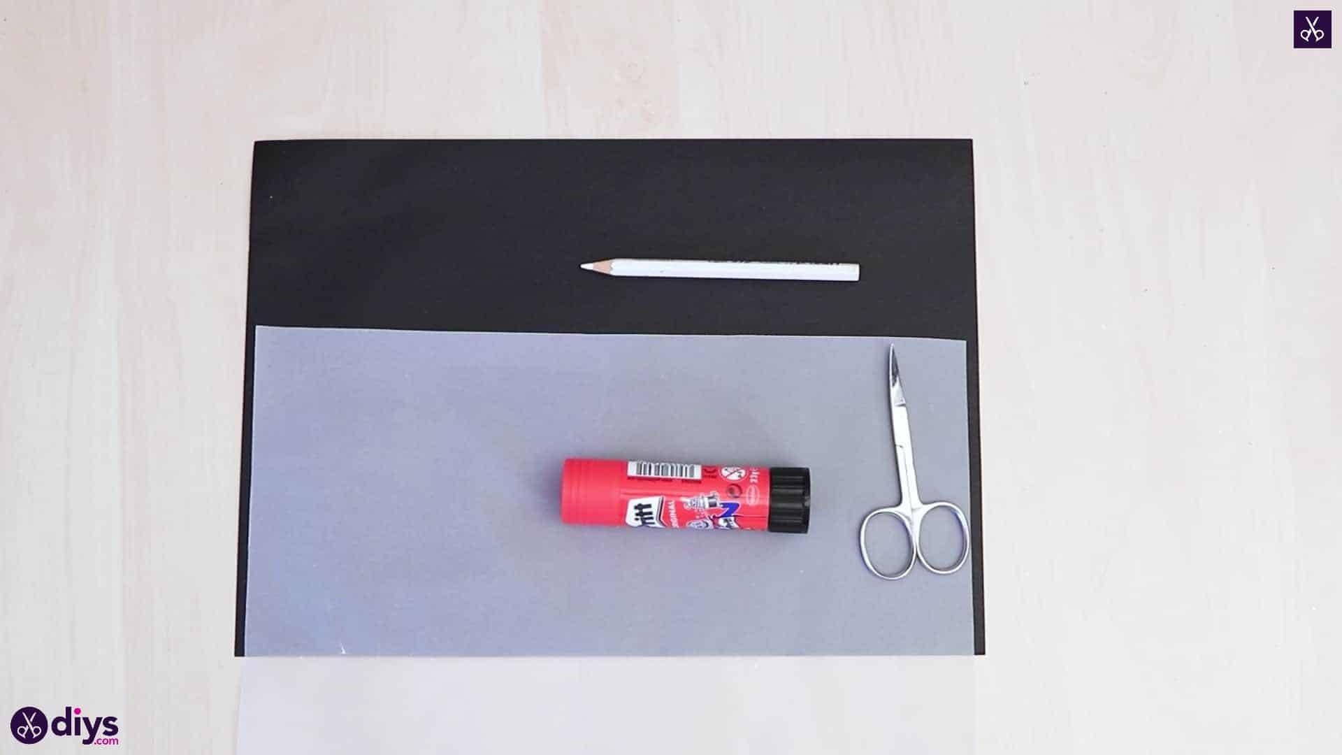 Diy paper lantern art materials