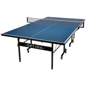 Franklin sports optima professional indoor table tennis table