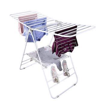Honey can do heavy duty gullwing drying rack