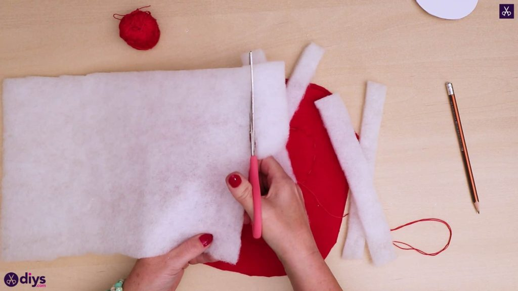 How to make a heart pillow 6a