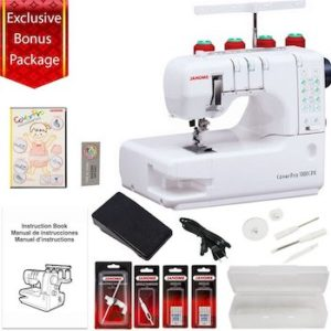 Janome Cover Pro 1000CPX Coverstitch Machine