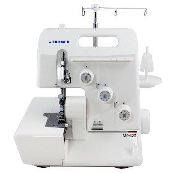Juki 1 needle, 3 thread overlock machine mo 623