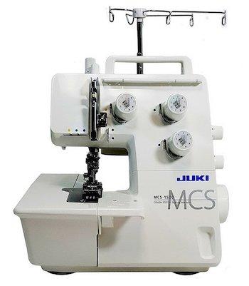 Juki mcs 1500 cover stitch and chain stitch machine