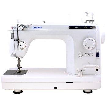 Juki tl 2010q 1 needle lockstitch portable sewing machine