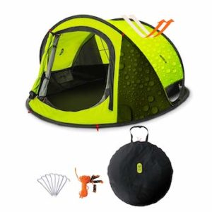 Zenph Automatic 2-3 Persons Family Camping Tent