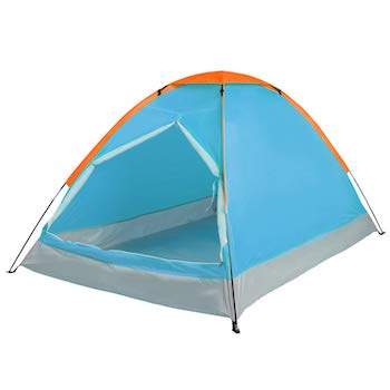 Redcamp small camping tent for 1 2 person