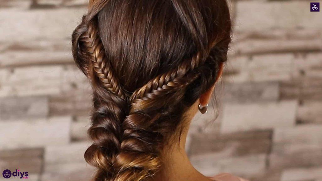 Romantic prom hairstyle tutorial