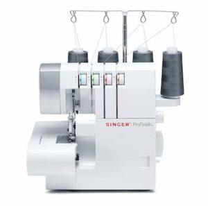 SINGER 14CG754 Serger Multi Thread Capability