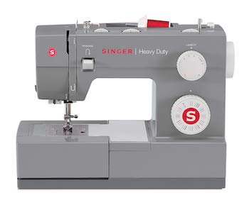 Singer heavy duty 4432 sewing machine with
