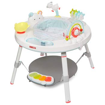 Skip hop silver lining cloud baby's view 3 stage interactive activity center