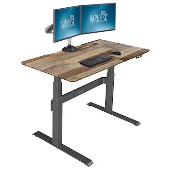 Varidesk full electric desk