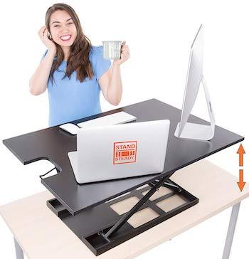 X elite pro xl standing desk