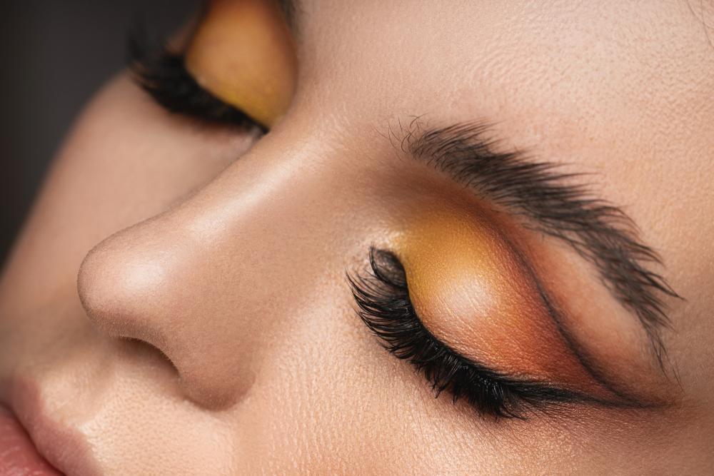 Sunset eyeliner