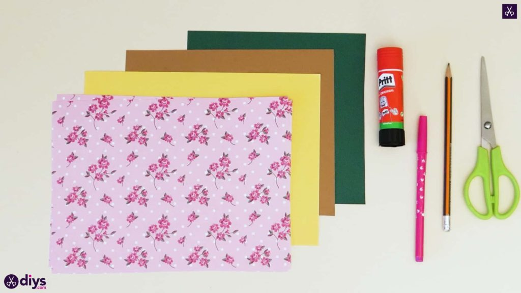 3d paper apple materials