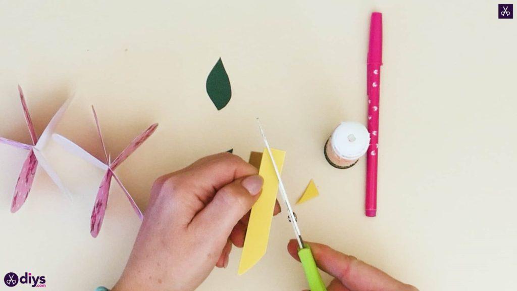 کاغذ سیب کاغذی مرحله 7b