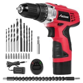 Avid power 12v cordless drill