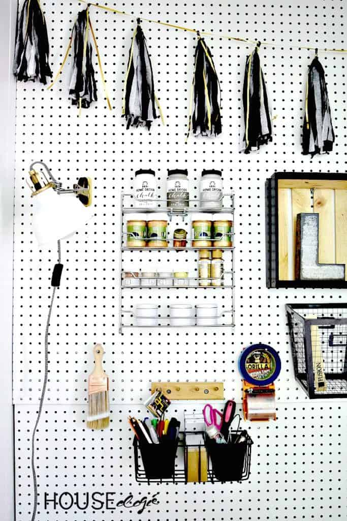 Craft room pegboard organization 3 683x1024