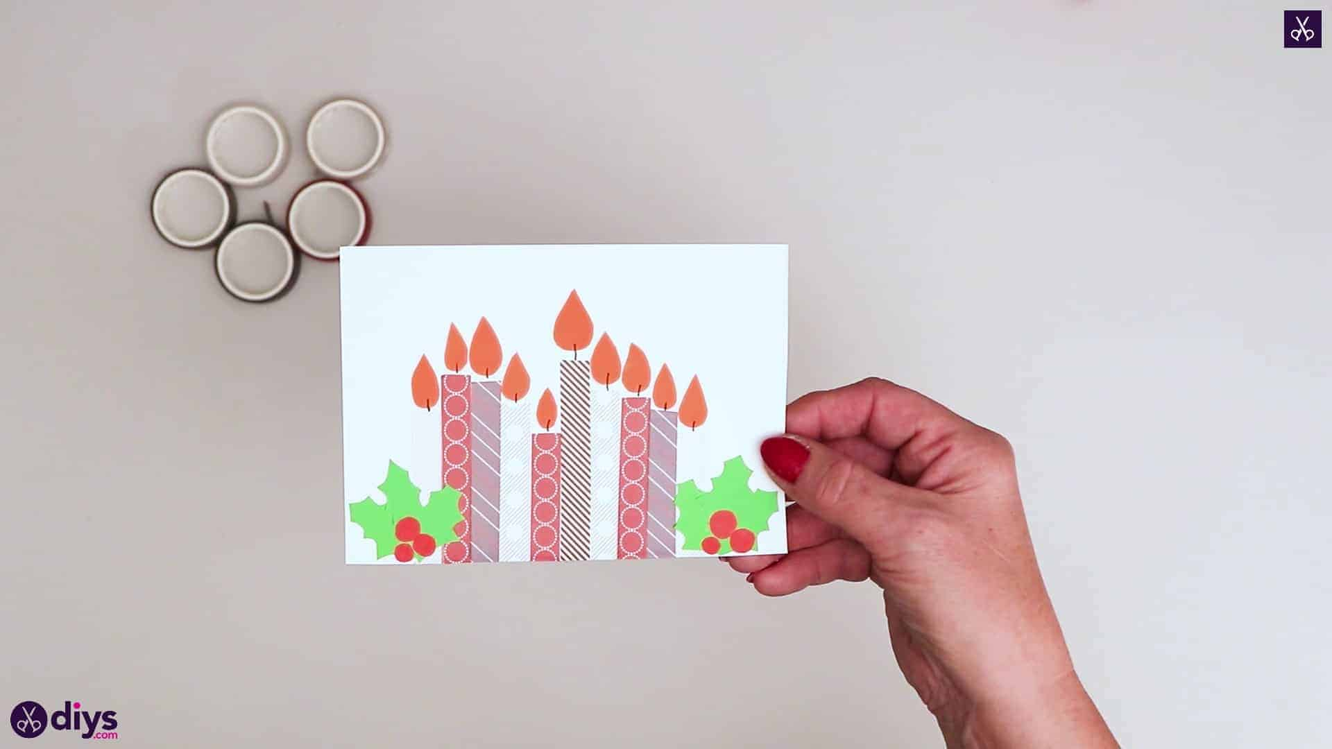Diy birthday card