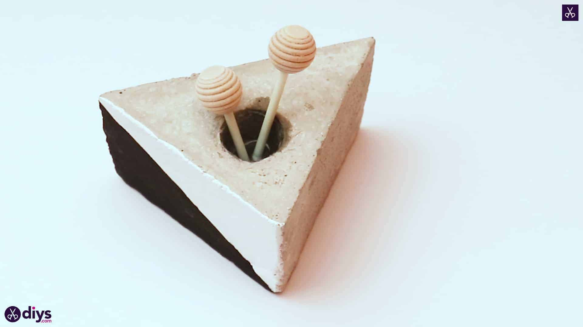 Diy concrete reed diffuser