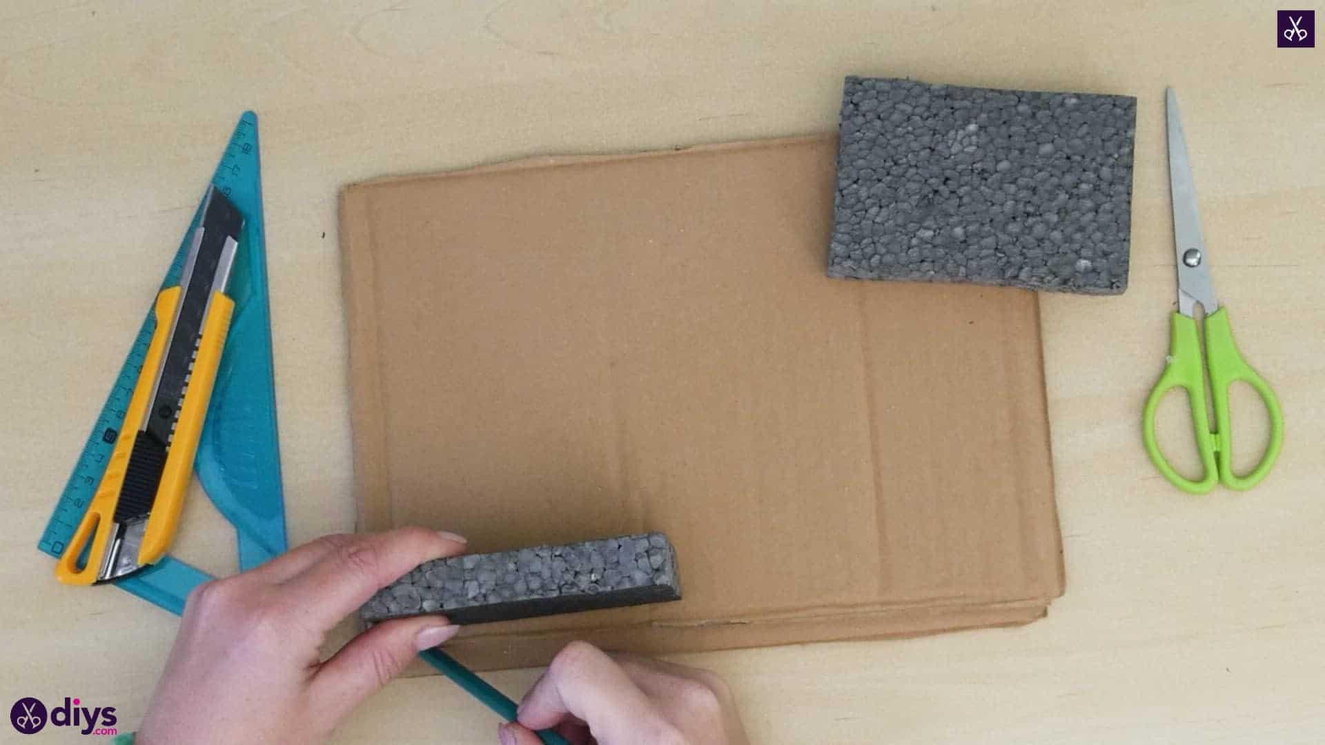 Diy miniature cage centerpiece step 3