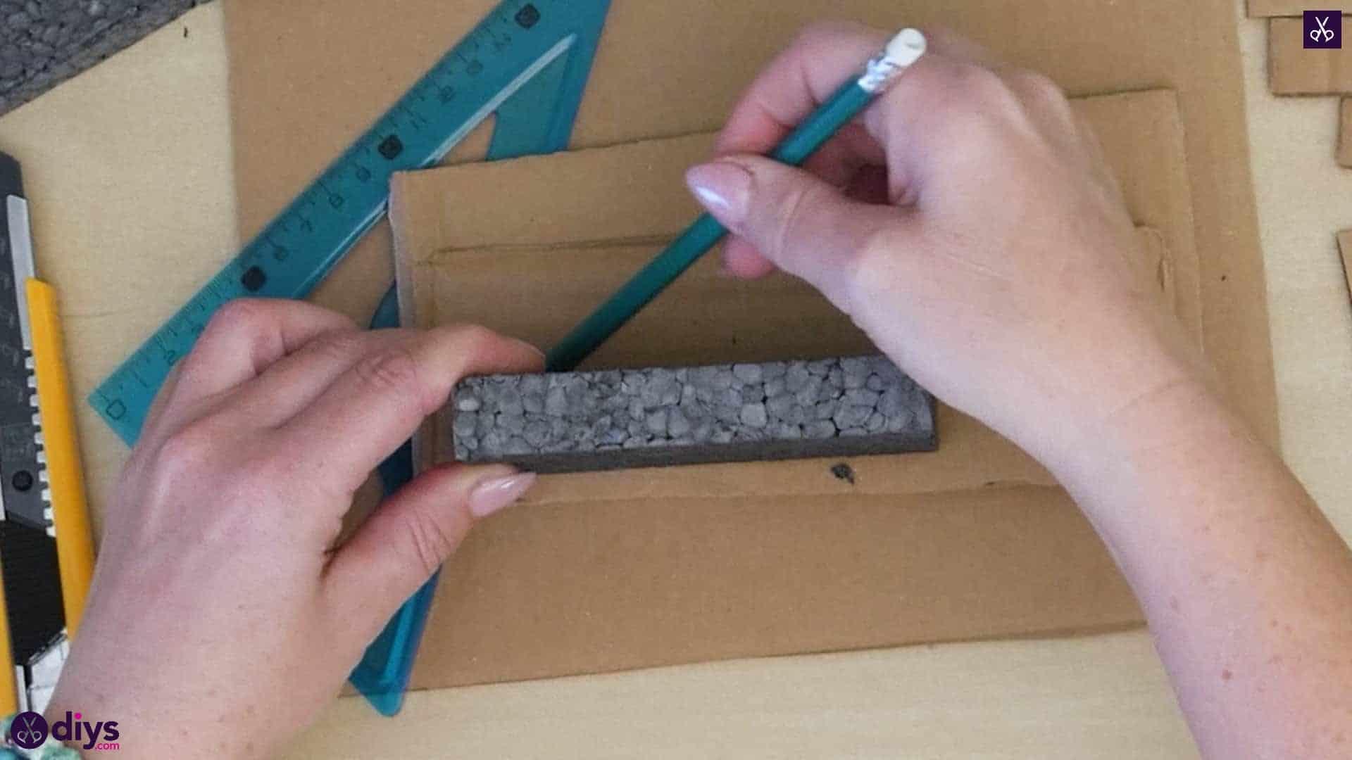 Diy miniature cage centerpiece step 4