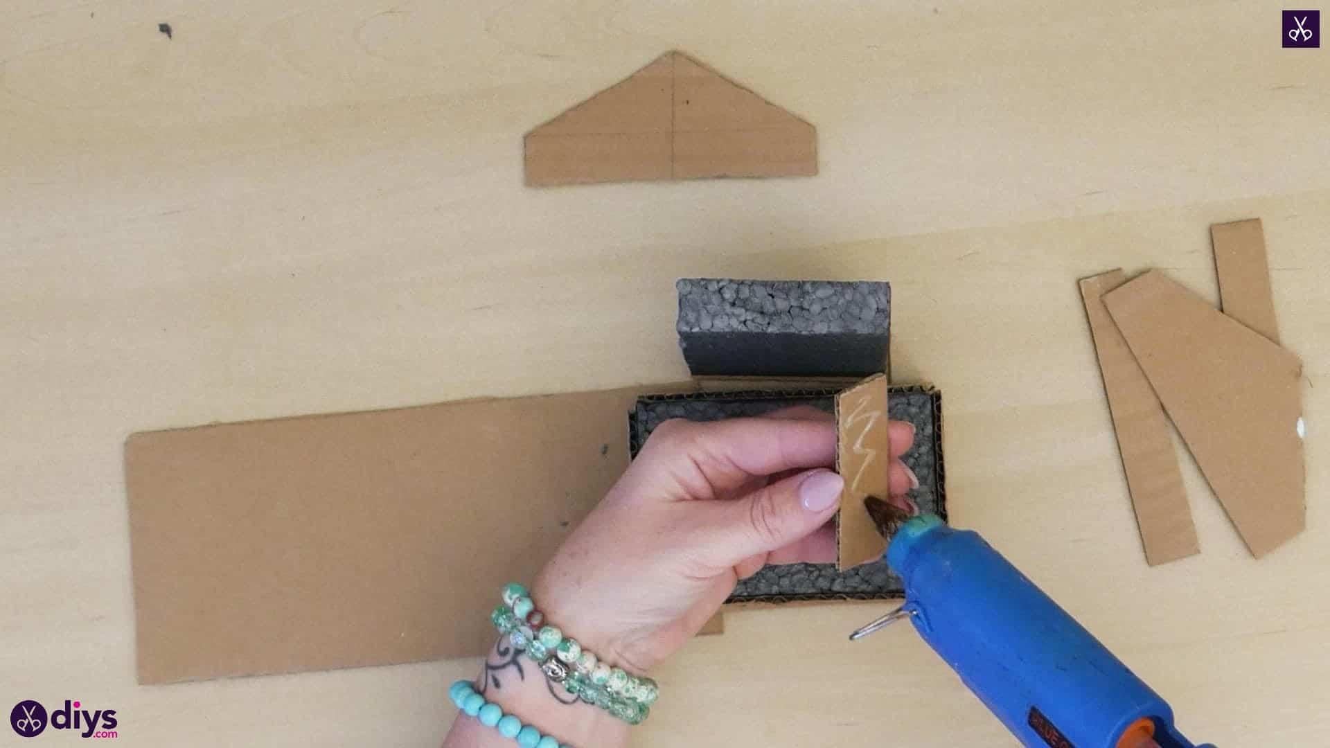 Diy miniature cage centerpiece step 5k